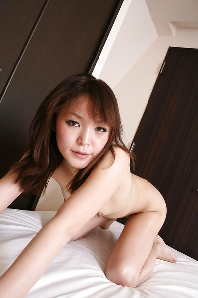 Japanese adolescent Aika Nakano positions uncovered and has some love-cage fingering getting pleasure