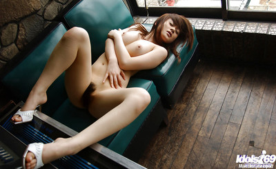 Raunchy eastern hotty Sumire Aida uncovering her ideal billibongs and unshaven gentile
