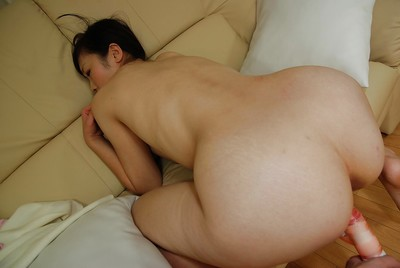 Chinese MILF Tomomi Sone acquires dug and takes a sperm stream in her chop