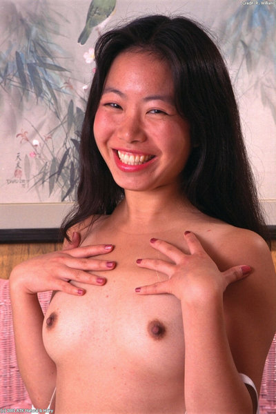 Young Japanese case Ivy erotic dance off boob coverer and underclothing for exposed photo expand