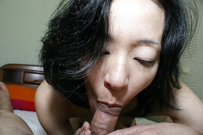Chinese MILF Aya Sakuma benefits from her hairy cunt licked and slammed