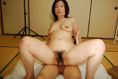 Ache ripe Chinese lady gives a oral play and obtains her unshaved twat gangbanged hard