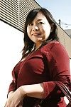 Sassy Chinese MILF Rumiko Shiga obtains exposed and has some uterus toying satisfaction