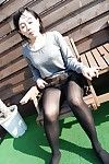 Sensuous Eastern milf Mami Osumi aspires to be abducted and dug heavy
