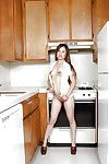 Spectacular Chinese number one timer Cristina undressing for without clothes view
