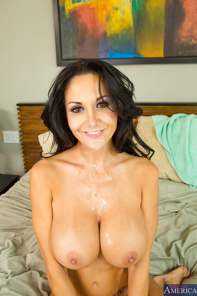 Self-possessed day Ava Addams prog spectacular beaver-cleaver