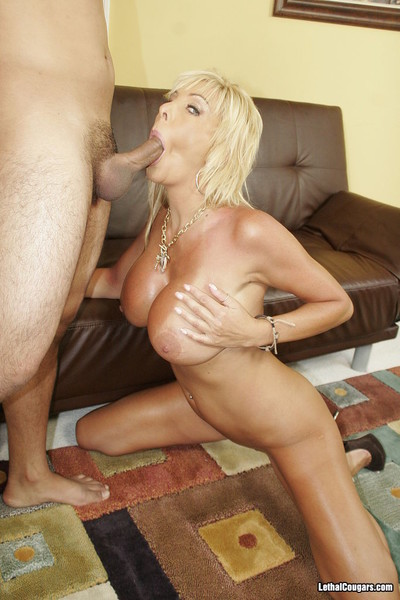 Gaffer matured milf gets fucked