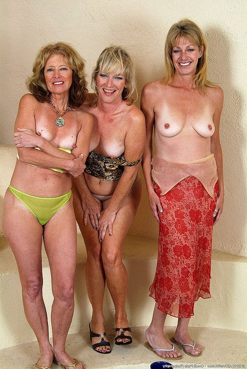 3 ache matures in group stroking deed