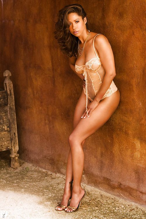 Miniscule brunette hair lass Stacey Dash showcasing her seductive turns
