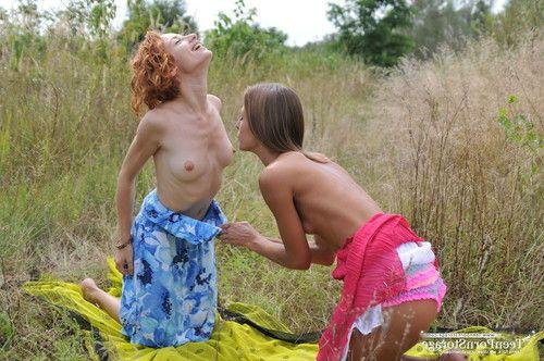 Woman-on-woman desire
