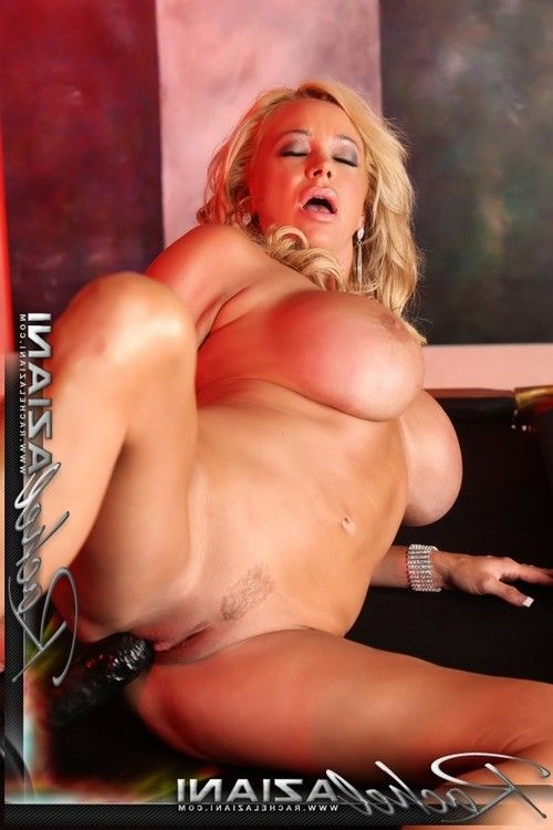 Rachel Aziani receives dolled up in a hot corset and matching underclothes simply to disrobe it off again.