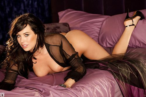 Foxy dark hair chicito attractive off her underclothes dominant and strap underwear
