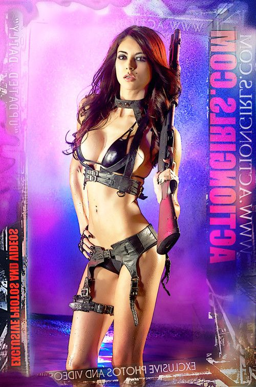 Inimitable actiongirls gear poster series pics actiongirlscom