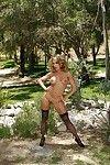 Brandi love as was born in the park