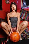 Eve Beauties Halloween Masturbation