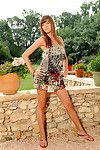 Alise Alanis acquires as mother gave birth outdoors