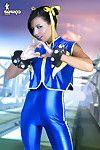 Chun li cosplay