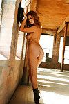 Beautiful queen with ample waste Leanna Decker erotic dance off her clad