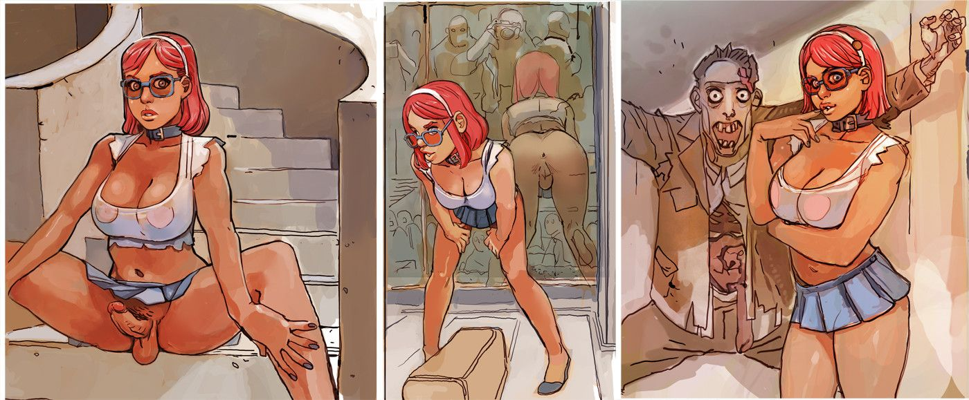 комикс хеад порно