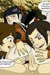 Korra and other bitches from this toon love to suck