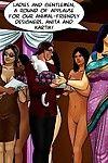 Savita Bhabhi -71 – Pussy on the Catwalk - part 5