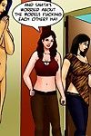 Savita Bhabhi -71 – Pussy on the Catwalk - part 5