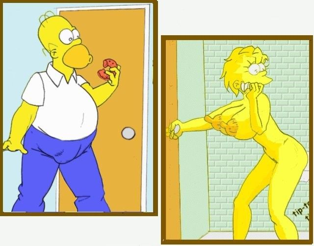 Simpsons never ending porn story right!