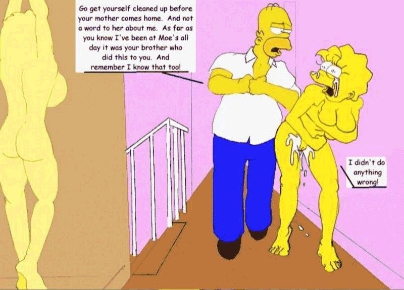 The simpsons porn stories #3