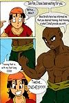 Dragon Ball- Pan And Bra's New Trainer