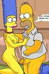 Marge Simpson Does Anal