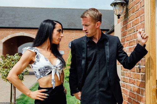 Jasmine james and skyler mckay swap husbands at a swingers party