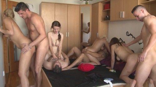 Homemade group porn photos