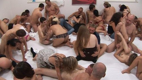 Hot amateur swingers orgy