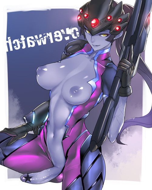 Overwatch dickgirls