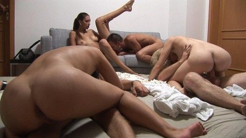 Homemade group sex pictures