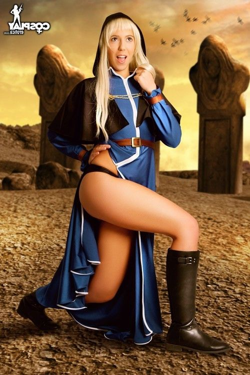 Cosplayerotica  goeniko the king of fighters nude cosplay