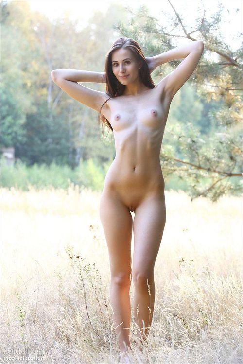 Teen vanessa peeling off panties to reveal attractive pussy