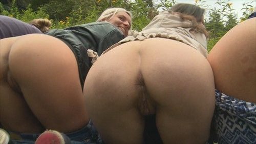 Amateur outdoor group sex pictures