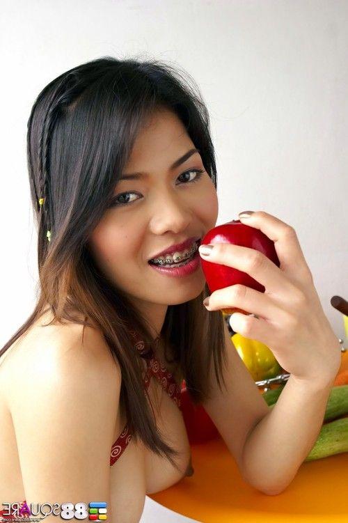 Ning nara is vegetarian