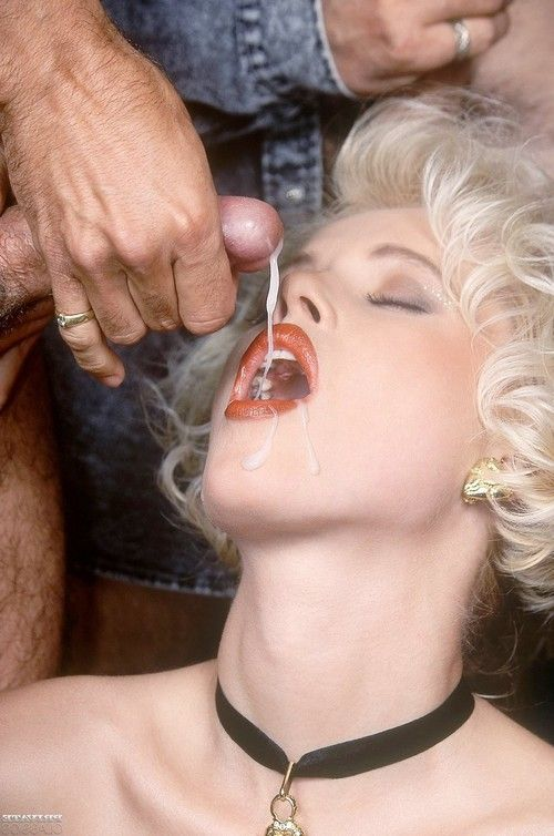 Classic russian pornstar banged in all holes in vintage porn