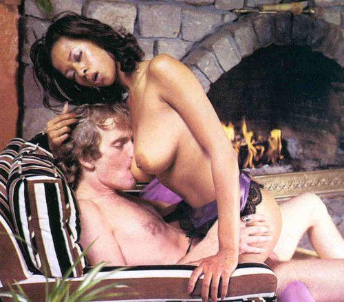 Vintage ebony pornstar desiree west fucked in interracial sex pi