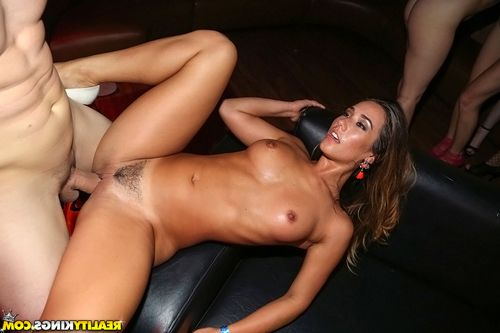 Lots of party girls getting drunk and taking cumshots on tongues