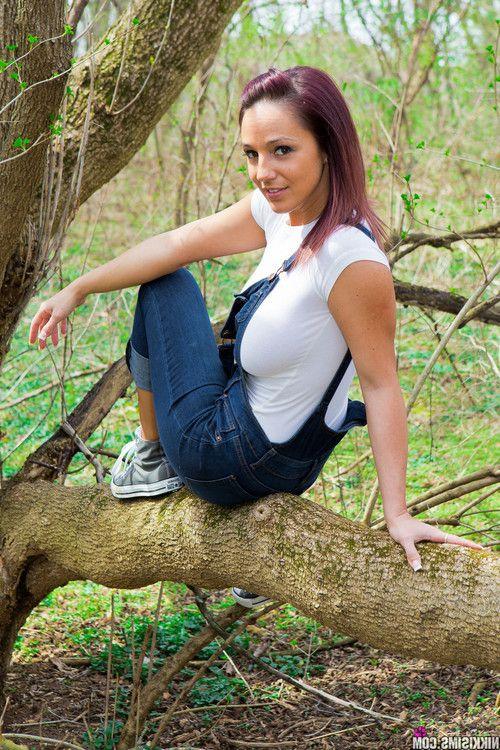 Nikki overalls
