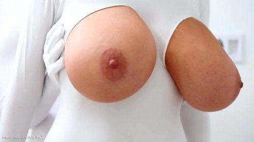 Milf kelly madison fucked in a white faceless suit