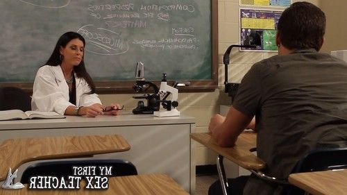 Nympho teacher india summer dicked in class