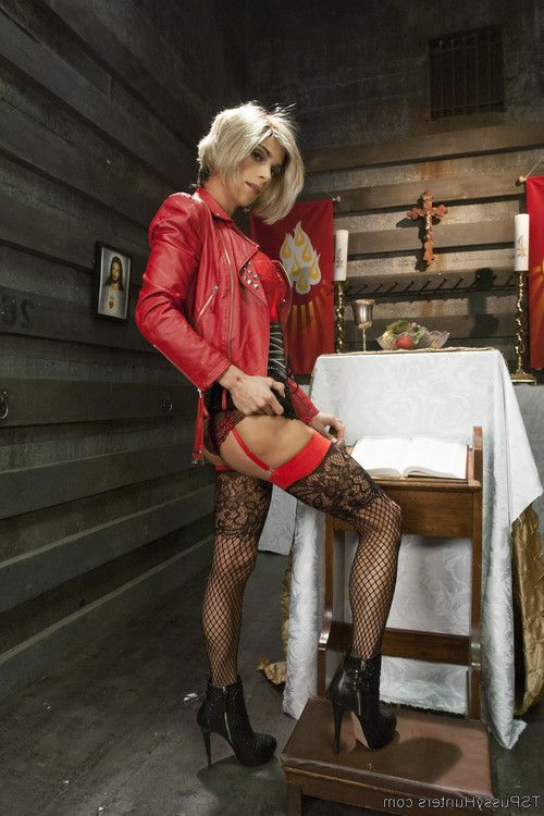 Ts nina lawless is a rebel. she breaks into a church and starts to defile it. wh