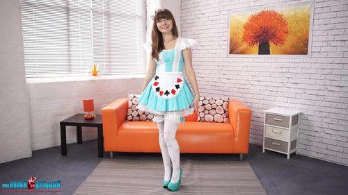 Helen white fancy undress