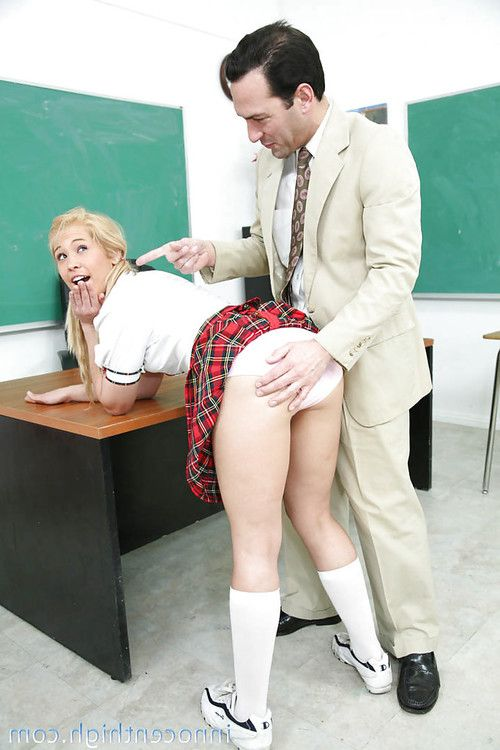 Noteworthy pornstar Kimberly Kiss gets pounded by her teacher