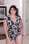 Big breasted curvy american housewife goes naughty