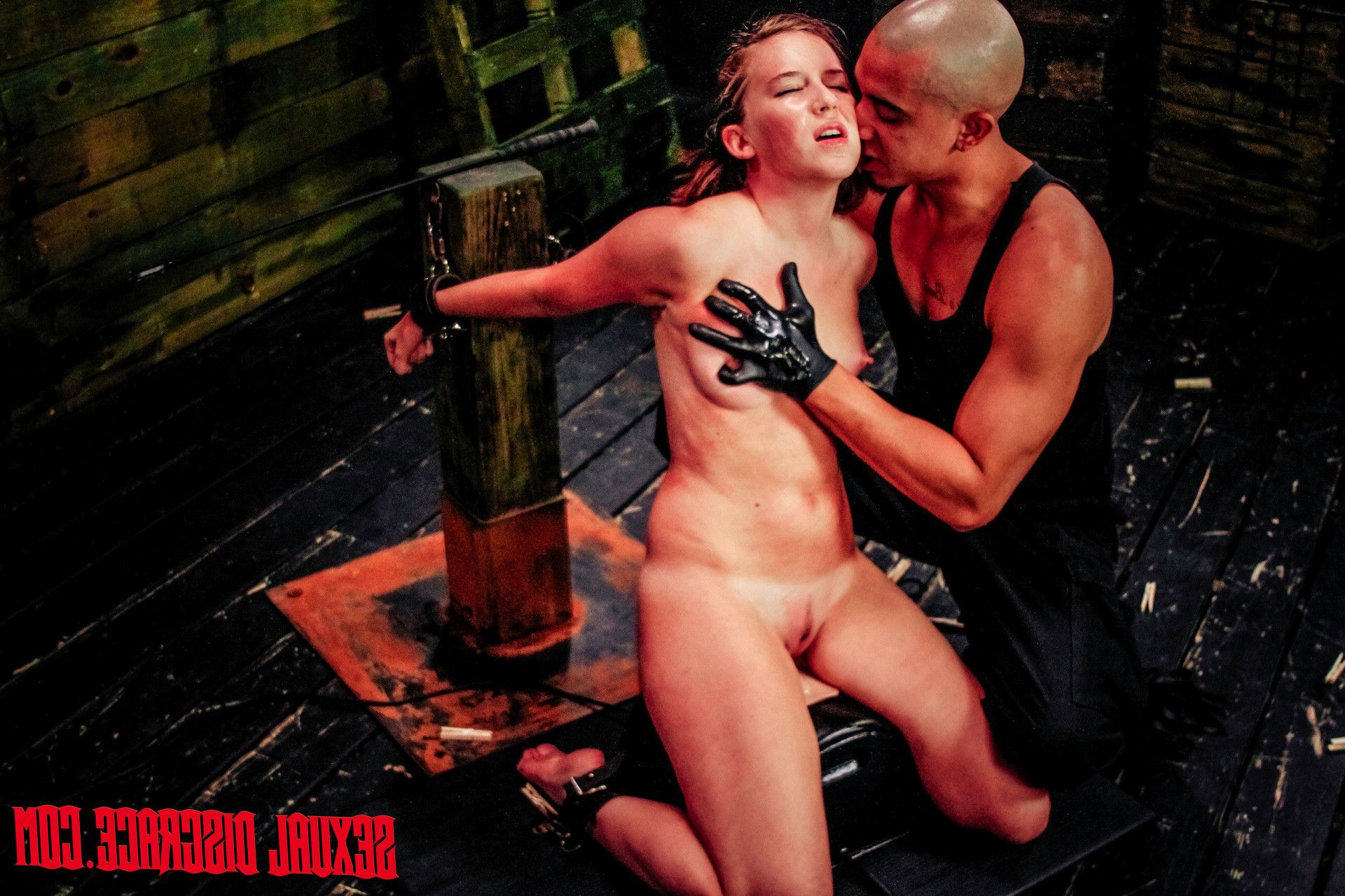 Teenage babe charli acacia pussy destroyed by bruno dickemz - 2 part 4